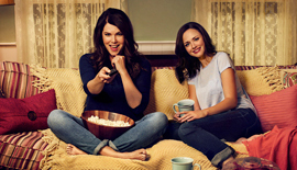 the Gilmore Girls: A Year in the Life fanlisting